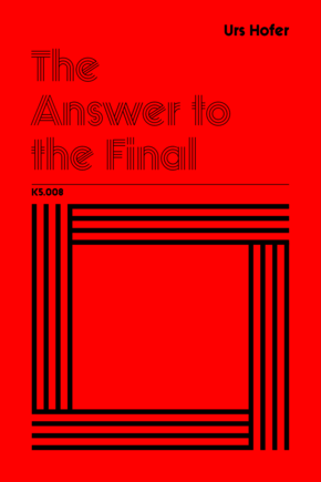 Religion|The\Answer\to the\Final